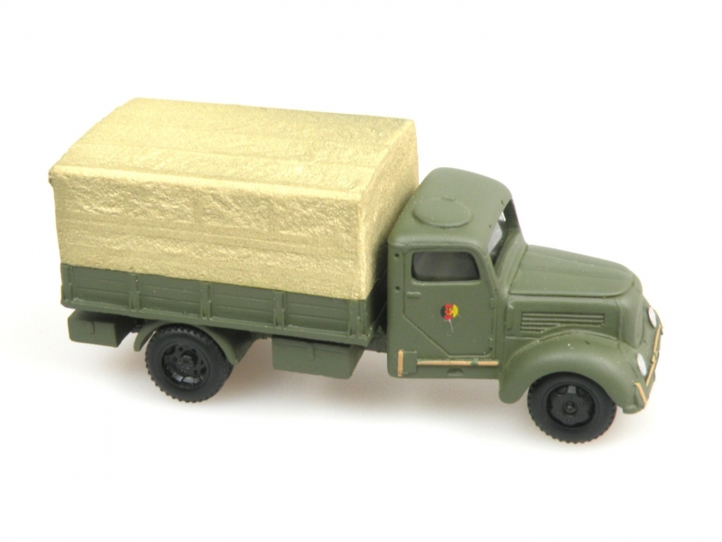 1956 Garant 30K Militär LKW/Military truck-(long wheel base)