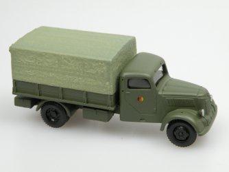 1949 Granit 27 MTW (vojenský s pl./Militär LKW/Military truck)