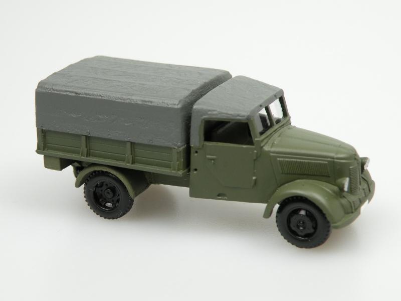 1949 Granit 27 ZHF Military (Zughilfsfahrzeug)