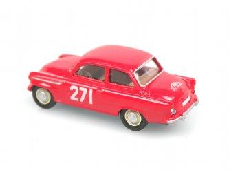 S995 TS Rallye Monte Carlo 1963 No. 271 (červená)