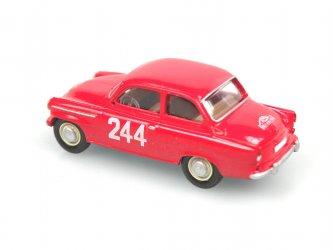 S995 TS Rallye Monte Carlo 1963 No. 244 (červená)