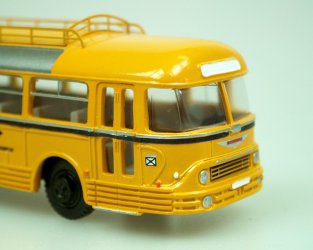 Chausson APH522 Bundespost(yellow)