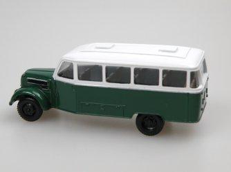 Garant 30K Omnibus II (zelená/bílá)