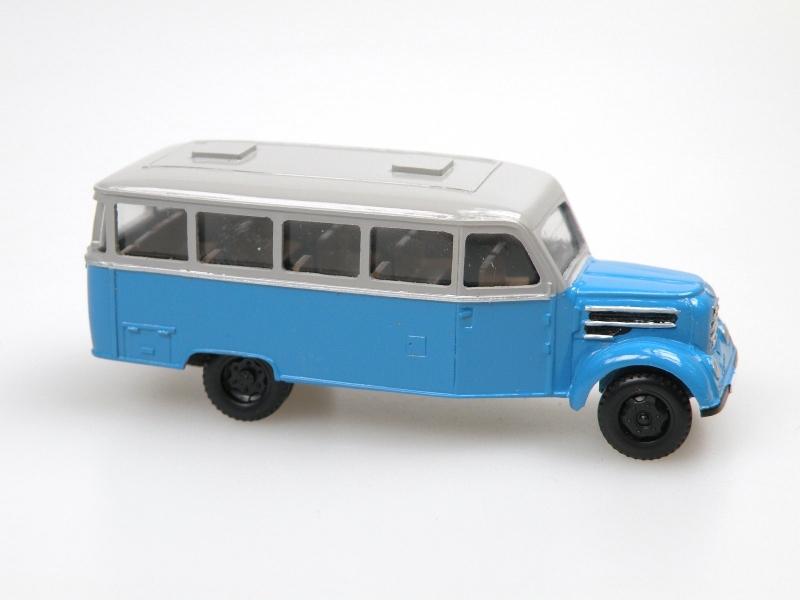Garant 30K Omnibus II (modrá/šedá)