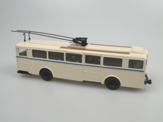 Henschel/Schumann Gr.II Trolley Bus LVB Leipzig