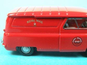 Bedford CA Mail Van (UK)