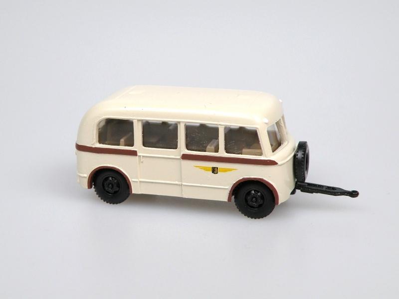 1956 W701/S autobus.přívěs/bus trailer (Dresden)