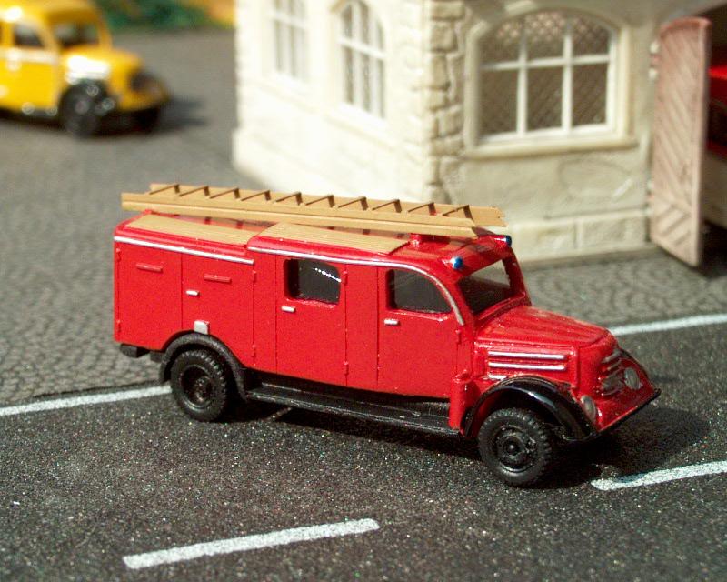 1956 Garant 30K LF-TS 8 Feuerwehr
