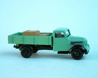 1956 Garant 30K valník/Pritsche/flat bed truck (pale green)