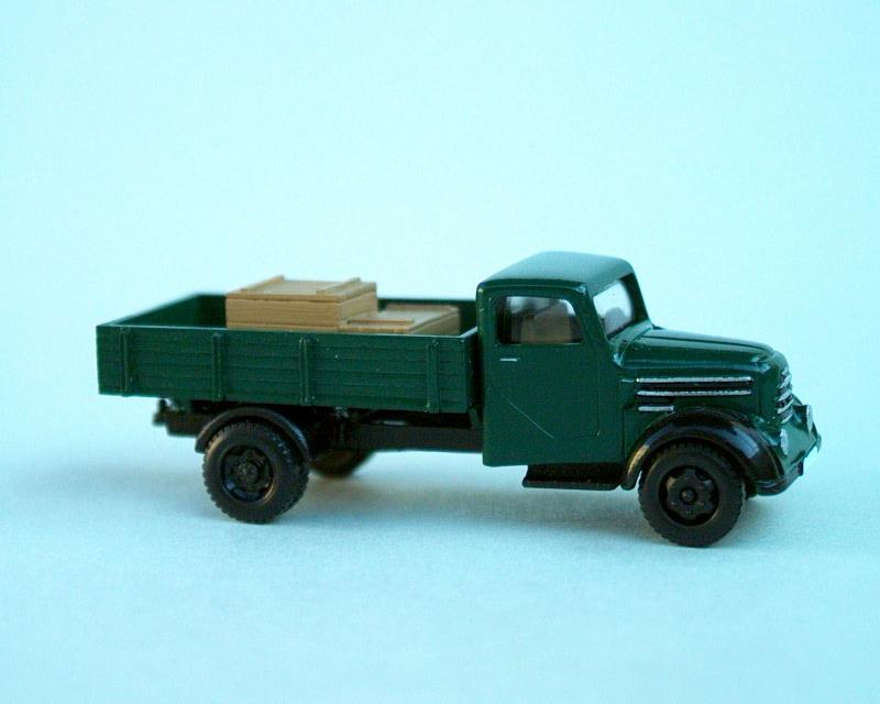 1956 Garant 30K valník/Pritsche/flat bed truck (dark green)