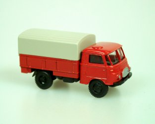 1964 Robur Lo1800A LF8-TS8 (Feuerwehr)