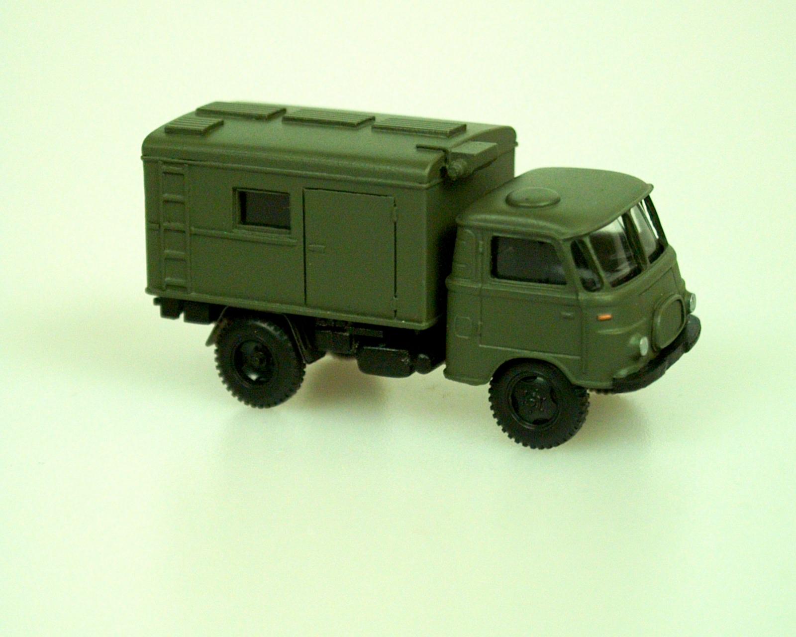 1964 Robur Lo1800A KdoW/KTW (Military)