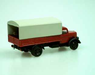 1939  Truck (brown red)