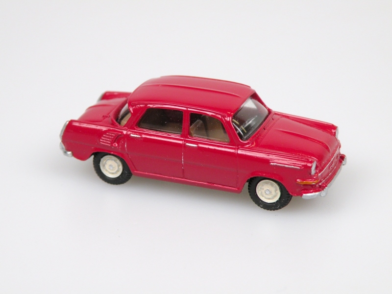 1964 MB (8300 cherry red)