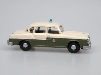 "1956 H 240 Sachsenring I. ""Volkspolizei"" (DDR Police Car)"