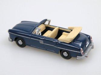 1956 H 240 Sachsenring I. Cabrio open