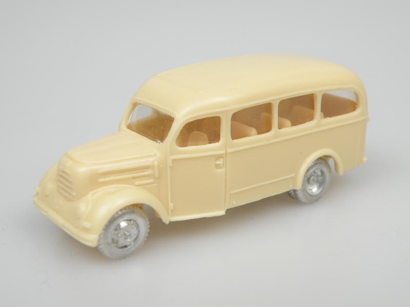 1956 Garant 30K Omnibus 1/87 kit