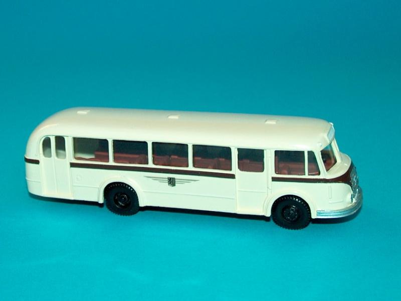 1955 IFA H6/S městský/City bus