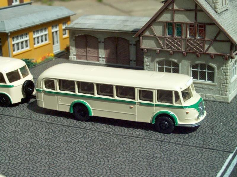 1955 IFA H6/L linkový/Line bus