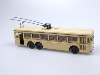 1933 Bü NAG CuU 33 F Trolley Bus