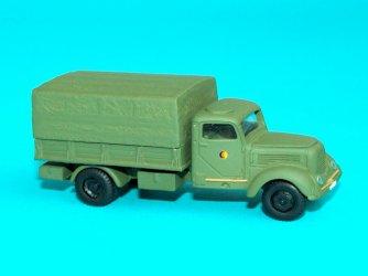 1956 Garant 30K MTW/Military truck-(long wheel base)