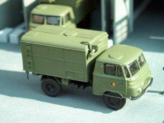 1964 Robur Lo1800A KdoW Military NVA