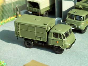 1974 Robur Lo2002A KdoW Military NVA
