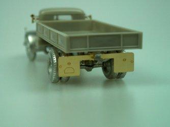 1946 Truck706R vyklápěčka/Tipper Meiller 5m