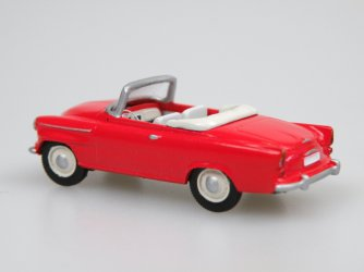 S996 Super cabrio (1961)