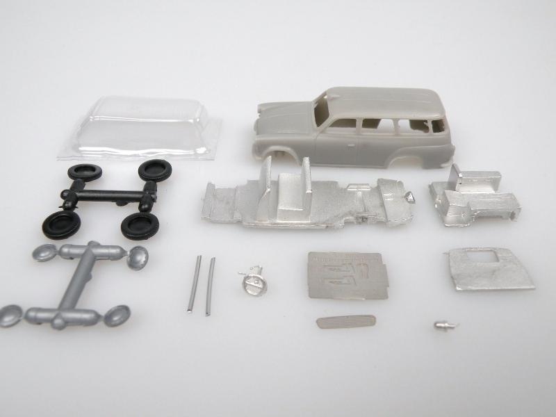 S1202 sanitní (1961) kit