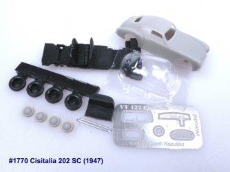 Cisitalia 202 SC