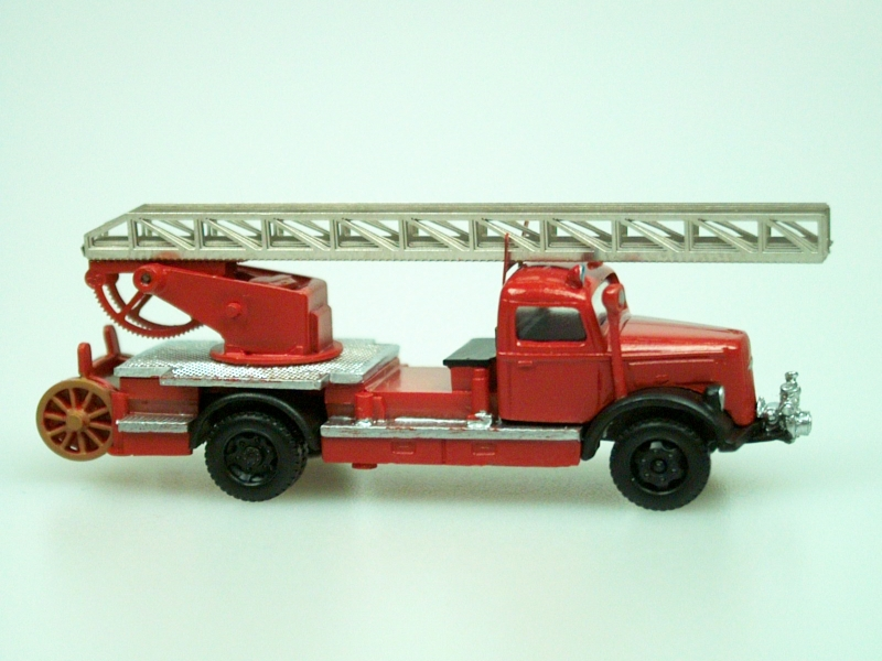 1939 Fire Ladder (kit)