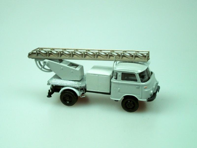1961 Robur Lo2500 Ladder (Komunnal) KIT