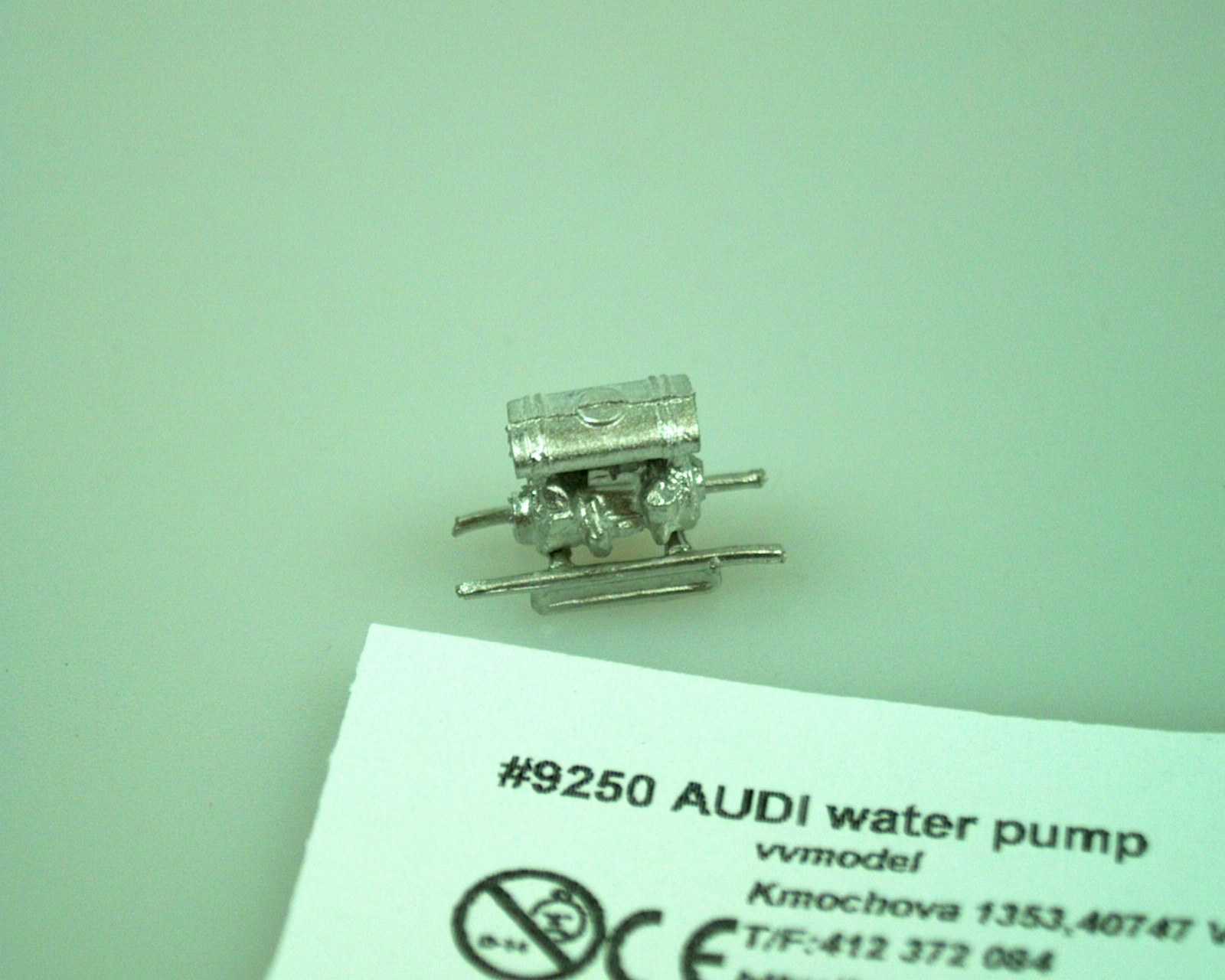 AUDI water pump (for Garant, Robur, S4000, H6 fire trucks)