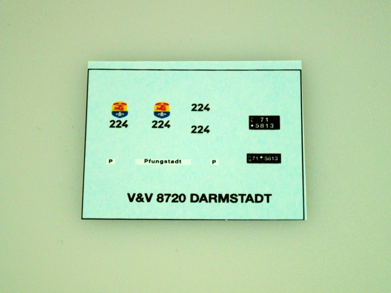 8720 Darmstadt 1:87