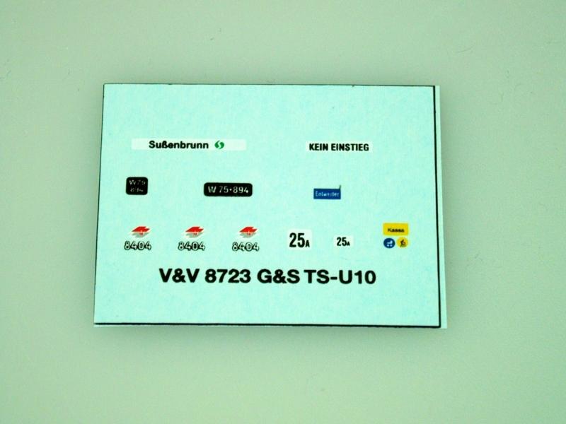 8723 WVB Wiener Verkehrsbetriebe 1:87