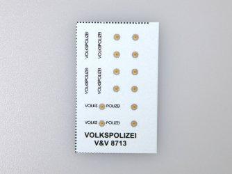8713 Volkspolizei 1:87