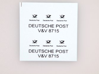 8715 Deutsche Post (HO/TT)