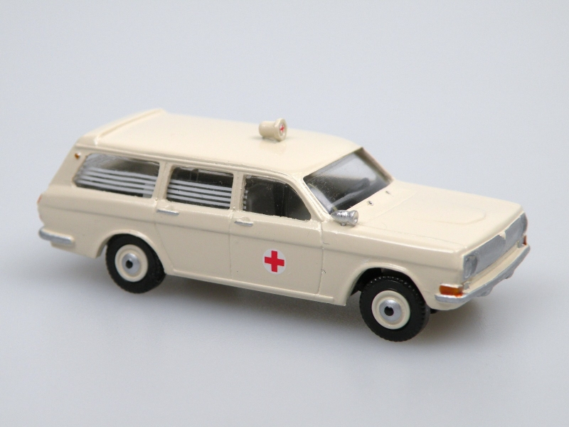 1972 GAZ 2403 Ambulance