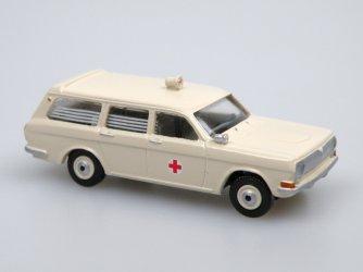 1972 GAZ 2403 Ambulance