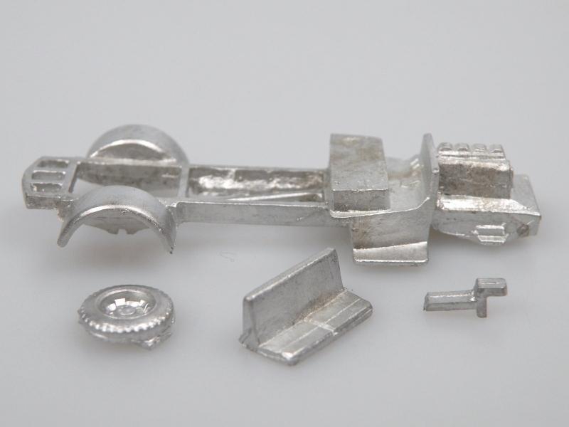 Garant/Granit - civilní podvozek