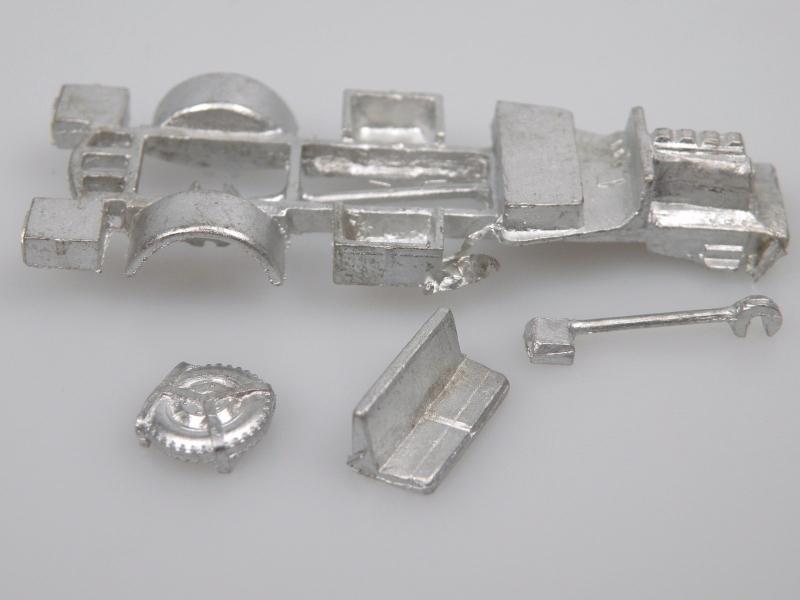 Garant/Granit - vojenský podvozek