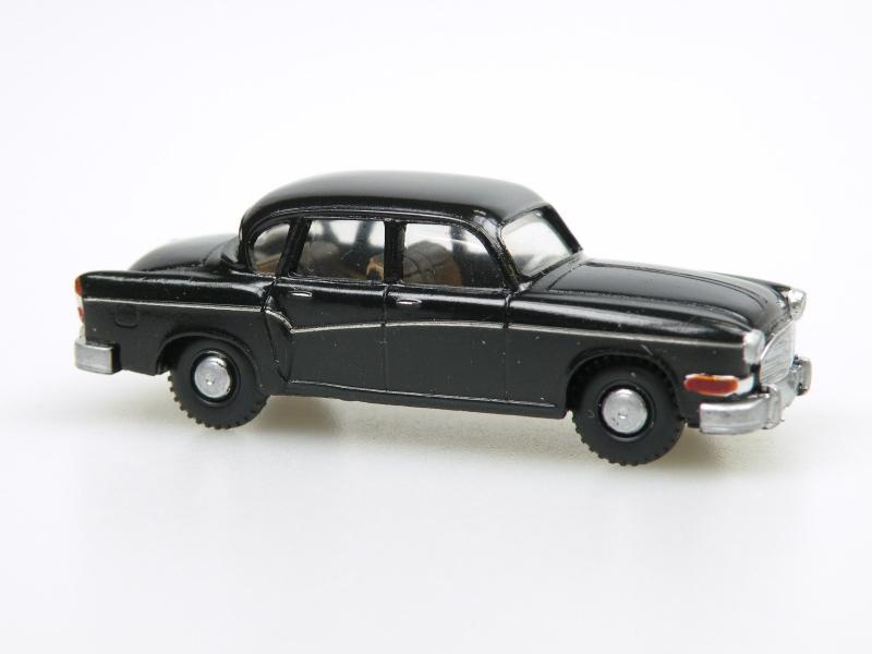 1958 H 240 Sachsenring II. Limousine(black)