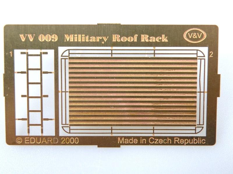 lept VV009 - střešní nosič (33x18mm)