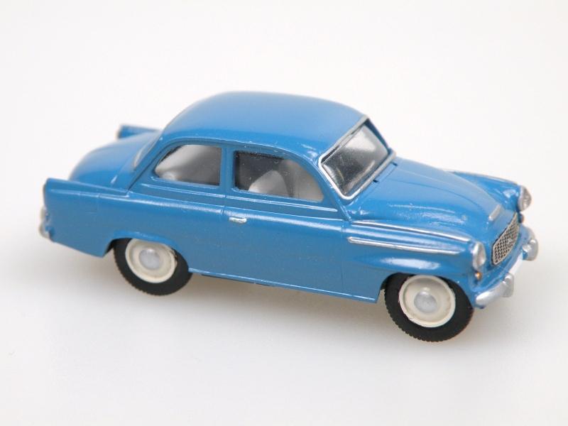 S995 TS  (1961) modrá