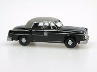1956 H 240 Sachsenring I. Cabrio closed (black)