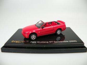 Mustang GT convertible (1/87 Ricko 38874)