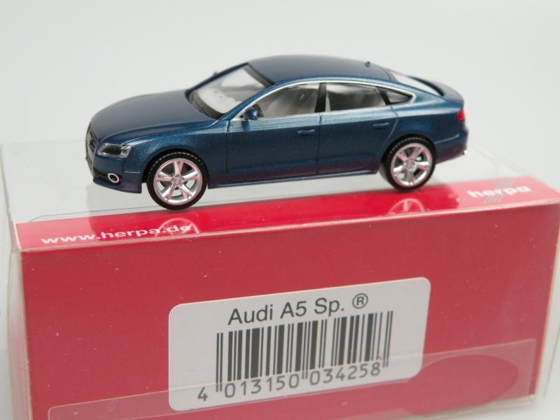 Audi A5 Sport (1/87 Herpa 034258)