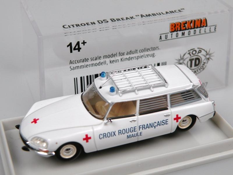 Citroen DS Break Ambulance