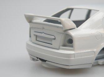 zadní spoiler WRC II. 1/43
